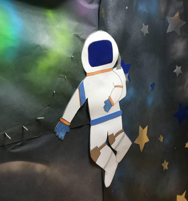 ¡Viajando por el universo!