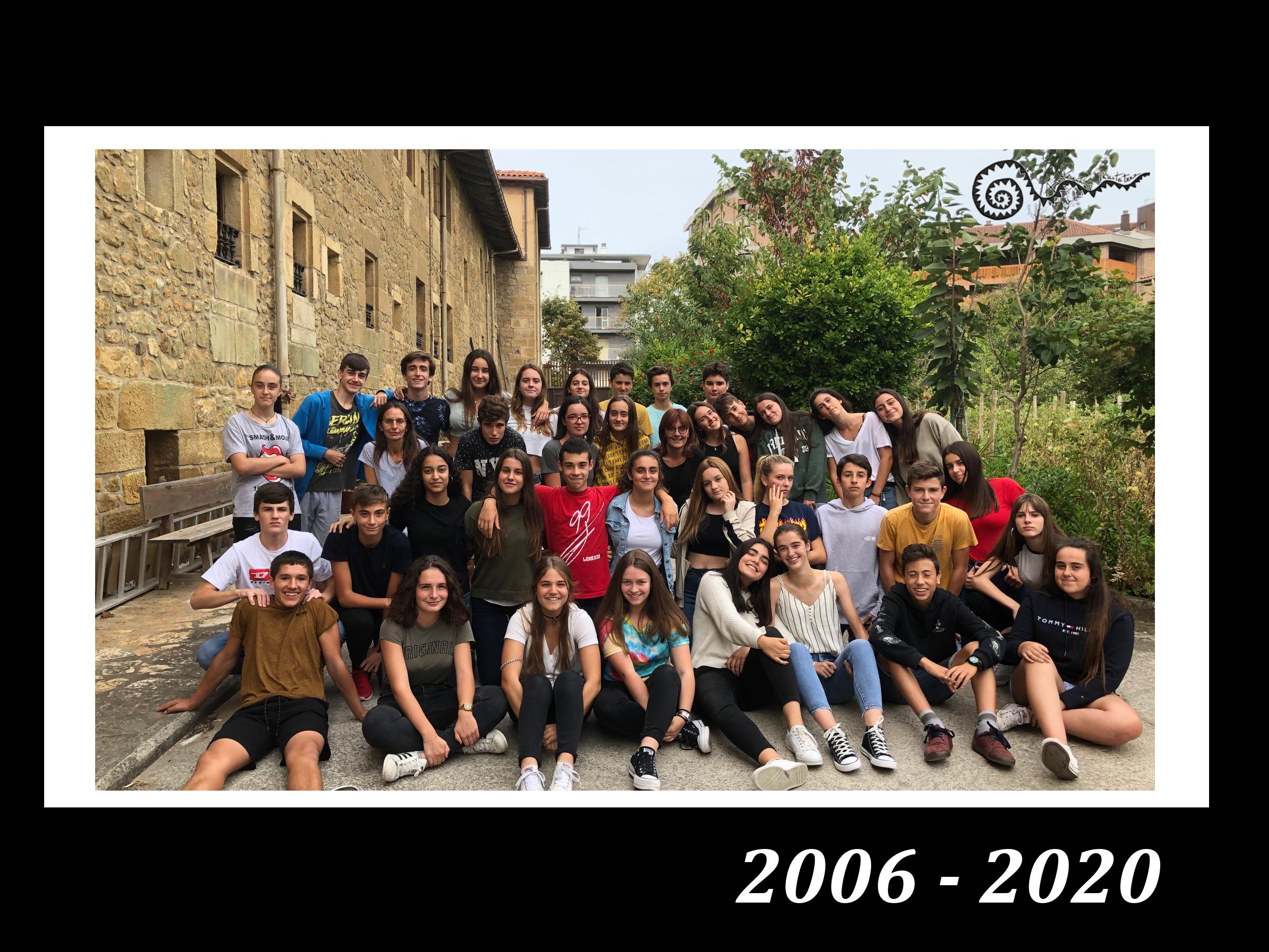 DESPEDIDA 2020