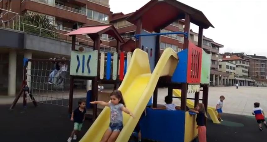 Aula de 4 años: ¡Nosotros también vamos al parque!