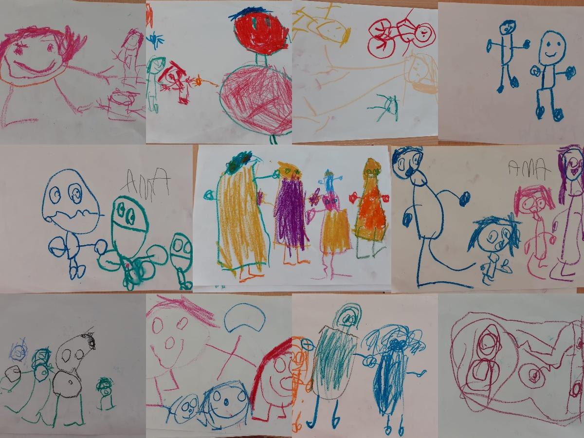 Día de la familia en E.Infantil