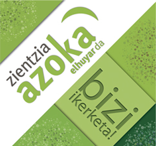 """¡Hemos sido premiados/as en la """"Elhuyar Zientzia Azoka""""!"""