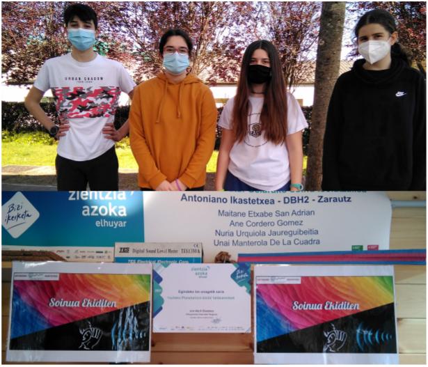 """El proyecto """"Soinua eta Zarata"""" en Bilbao"""