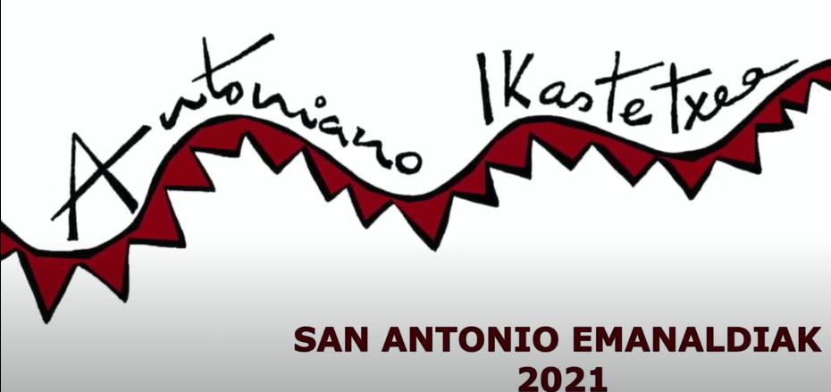 SAN ANTONIO 2021 FIN DE CURSO